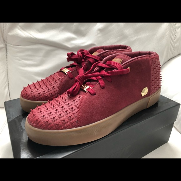 e09cf46cf1b5 ... discount nike lebron xiii 13 lifestyle red gold size 9 new 53bdd bce21